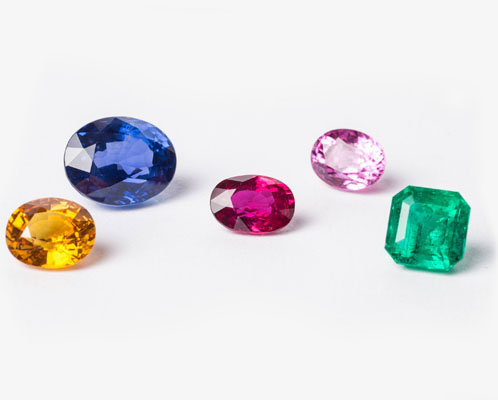 Loose Gemstone Images
