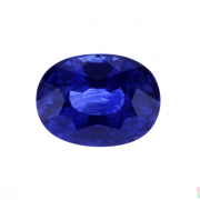 6.64 ct Oval Sapphire