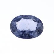 4.56 ct Purple Oval Sapphire