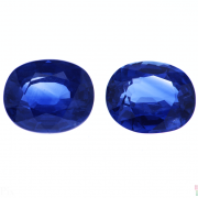3.35 ct Oval Blue Sapphire